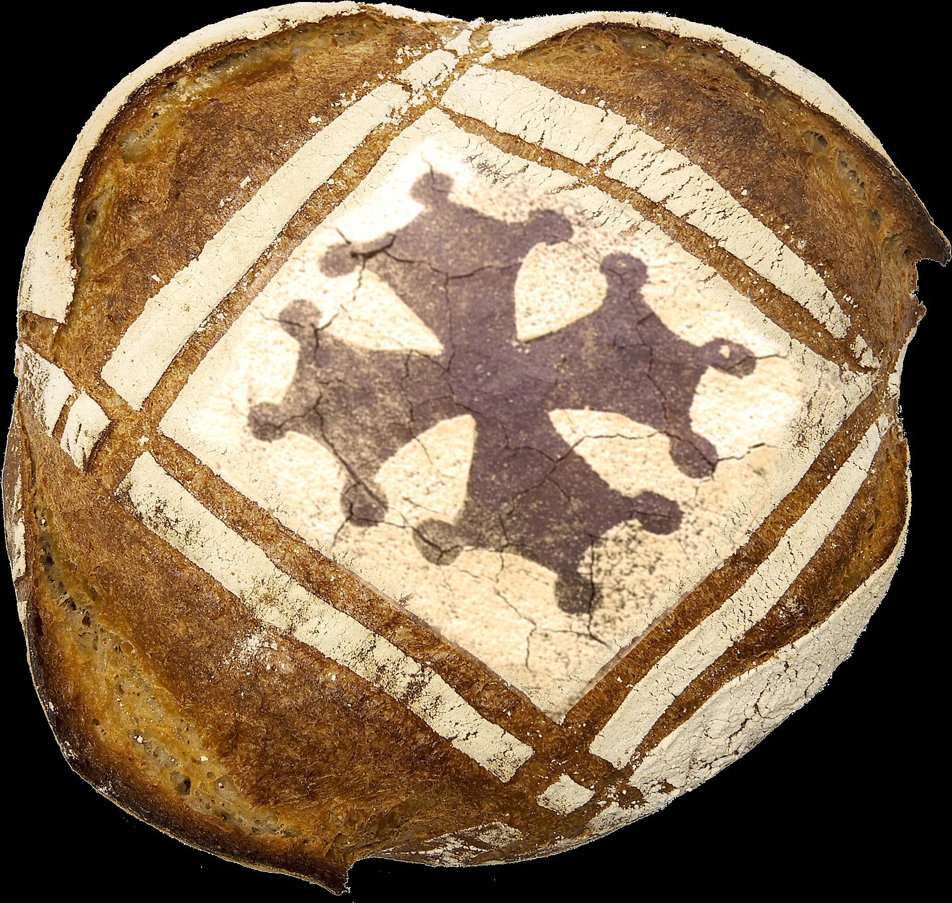 Boule Meulière - Boulangerie Maison-Beauhaire